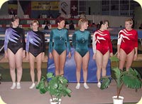 finalists ladies 1981 and older