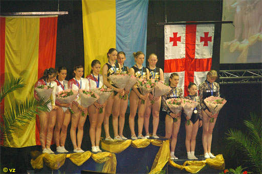 UKR - Youth European Trampoline Champion 2006